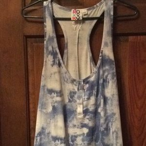 Roxy Swim - Roxy, Blue/white colored sundress/cover-up!